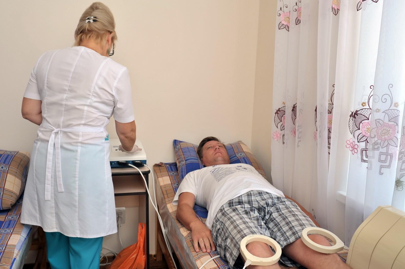 артроз коленного сустава санатории в украине